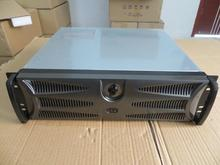 Server computer case DVR Chassis 3U380 short Box Support big pc power supply motherboard 380 panel lockable(China)
