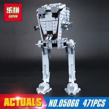 47Lepin 05066 Star Wars Series One Imperial AT-ST Walker Set Educational Building Blocks Bricks Toys Gift 75153 - Leyouyou Toy Store store