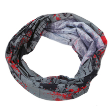 Buy Multi Head Scarf Headband Veil Headwear Mask black Skull Cycling Bicycle Riding for $1.05 in AliExpress store