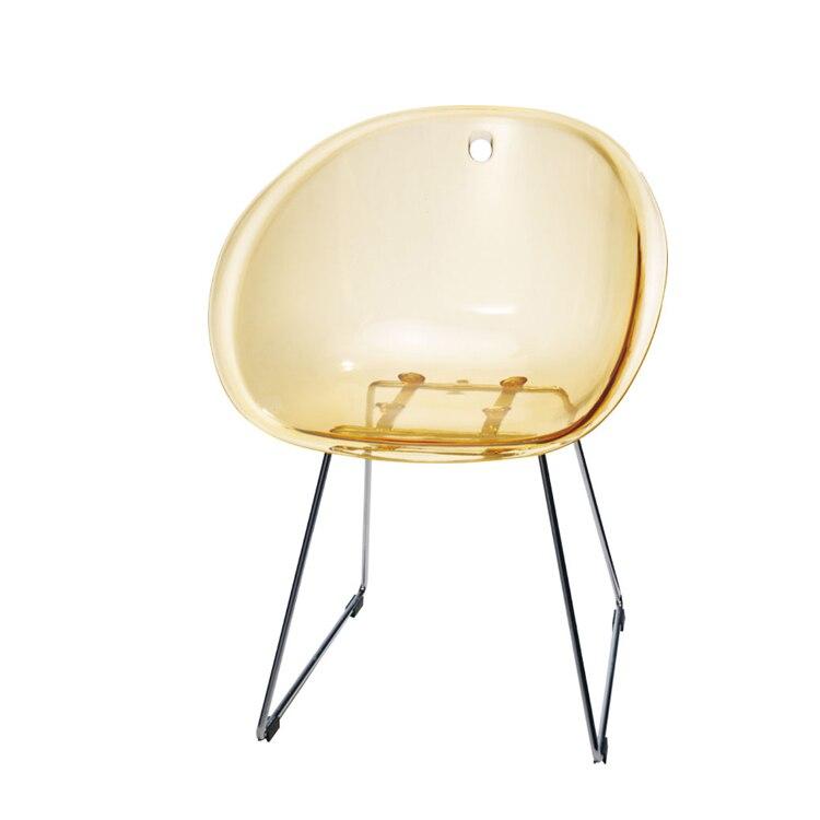Compra muebles de acr lico transparente online al por - Sillas acrilico transparente ...