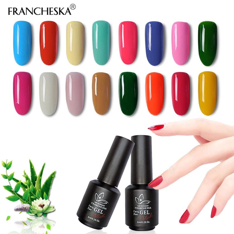 francheska gel nail polish