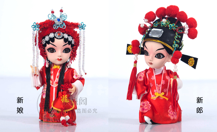 Decoration Arts crafts girl gifts get married The characteristics of  Beijing the Imperial Palace tourism souvenirs Tang Ren Fang - us530