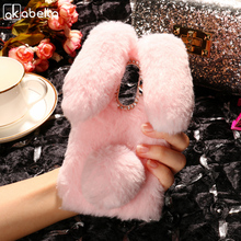Buy AKABEILA Silicon Case ZTE Blade A910 910 Cases Rabbit Hair Bling Diamond BA910 BA910t Soft TPU Cute Anti-knock Cover for $5.80 in AliExpress store