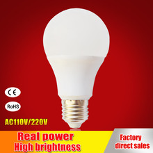LED Lamps E27 led bulb B22 110V 220V Light Bulb Smart IC Real Power 3W 5W 7W 9W 12W 15W High Brightness Lampada LED Bombillas
