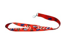 Buy  good quality swivel hook neck lanyard,promotion gift business logo print ID lanyards factory sublimation print  100pcs/lot