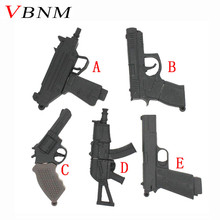VBNM cool ak47gun model usb flash drive usb 2.0 pistol pendrive 8gb 16gb 32gb 64gb memory Stick Pendrives thumb drive gifts(China)