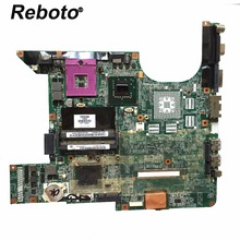 Reboto FOR HP DV6000 Series Laptop Motherboard 965GM 446477-001 460901-001 DDR2 DA0AT3MB8F0 Mainboard 100% Tested Fast Ship