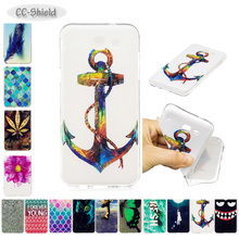 TPU Soft Case for Samsung Galaxy J7 Verizon SM J727V J727P J727R4 SM-J727 SM-J727V SM-J727P SM-J727R4 Painting IMD phone case