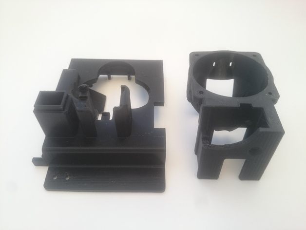 Witbox 3D printer Diamond Hotend mount for Witbox 3D printer printed parts DIAMOND WITBOX MOUNT<br><br>Aliexpress