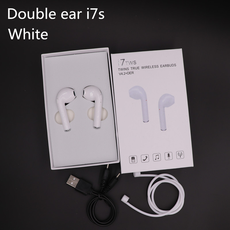 double ear white