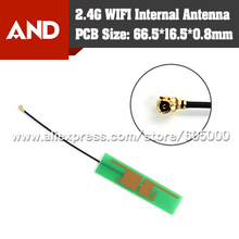 Free shipping Tablet high quality wifi antenna,wifi internal PCB antenna with RF1.13 cable