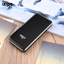 Buy True Aigo 10000mAh Power Bank External Battery Quick Charge Powerbank iphone SE 6s 7 8 X Poverbank Xiaomi for $19.99 in AliExpress store