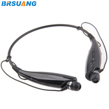 100pcs/lot New Hi-Q Stereo Portable V4.0 Sport Bluetooth Headset for iphone Samsung Galaxy Huawei HTC Xiaomi Sony All Smartphone(China)