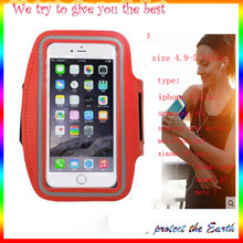Training Sports Case for Huawei P7 Mate 7 waterproof bandage bandage run workout phone arm package