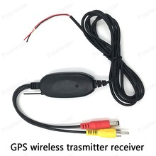 Best Quality Top-Rated 2.4G wireless transmitter wireless receiver for Car GPS portable back up Reverse Rear View Camera sale