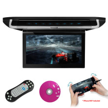 "XTRONS 1pc Monitor 10"" Car Audio HD Digital TFT Monitor Touch Panel Car Roof DVD Player with HDMI Port LED Light IR Transmitter"
