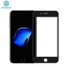Buy Original NILLKIN Full Cover Tempered Glass iPhone 8 9H 0.23mm Screen Protector Film iphone 8 plus Tempered Glass for $10.99 in AliExpress store
