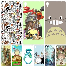 Studio Ghibli Spirited Away Totoro Cover phone Case sony xperia z2 z3 z4 z5 mini plus aqua M4 M5 E4 E5 C4 C5 XA - ShenZhen DHST Co.,Ltd store