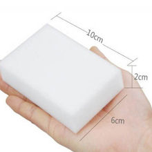 20 Pc Hot Magic Sponge Eraser Multi-functional Cleaning Melamine Cleaner Pad Foam Cheap and Easy to Use