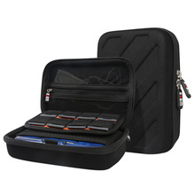 BUBM Digital Bag For New 3DS/New 3DSLL/XL Waterproof Digital Protect Storage Bag Travel Carry Case Black(China)