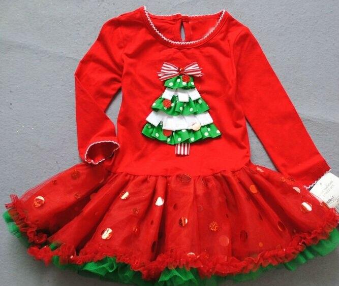Новогодние платья детские