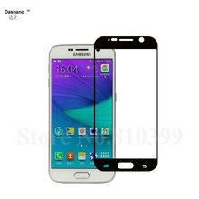 9H Hardness Full Cover Tempered Glass For Samsung Galaxy S6 G920 A/F/S/T G9200 G9208 Explosion Proof Screen Protector Film