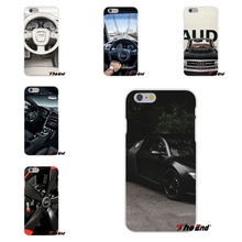 Retail Car For Audi Work Station Logo Slim Silicone Case For Samsung Galaxy S3 S4 S5 MINI S6 S7 edge S8 Plus Note 2 3 4 5(China)
