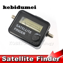 kebidumei Satellite Finder Tool Meter FTA LNB DIRECTV Signal Pointer SATV Satellite TV satfinder Meter Network Satellite(China)