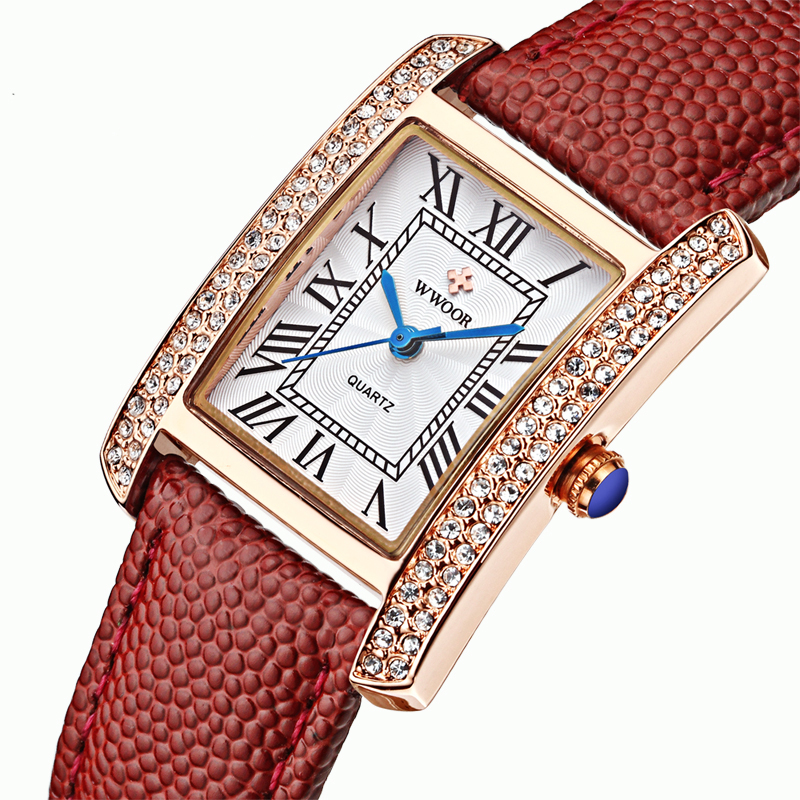 With Gift Box! Best Quality! 2017 Dress Crystal Watch Women Casual Quartz Fashion Watch Lady Wristwatch Mother Girl Gift 8804<br><br>Aliexpress