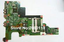 laptop motherboard for HP CQ43 436 631 647322-001 system mainboard fully tested and working well with cheap shipping