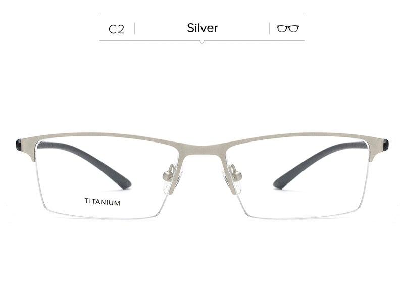 10fc282ab1809 Compre TR90 Retângulo Miopia Óculos De Armação De Liga De Titânio ...