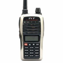 TYT TH-UVF1 DUAL BAND VHF/UHF HANDHELD FIRE RADIO/PAGER MINITOR V VI HT1250 VFD