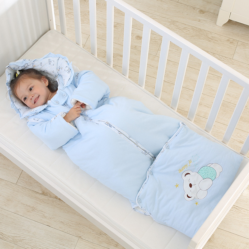 2016 0-2 Y baby sleeping bag and winter thick cotton baby kick quilt baby sleeping bag children warm bag YGJ-SJ-2018<br>