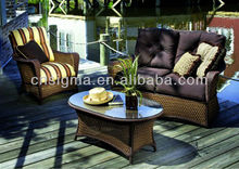 2017 Outdoor Furniture Sofa Weekend Love Wicker Sofa set Antique Furniture Sofa(China)