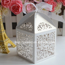 Free shipping wedding favor boxes,wedding gift boxes, cake decoration for Christmas(China)