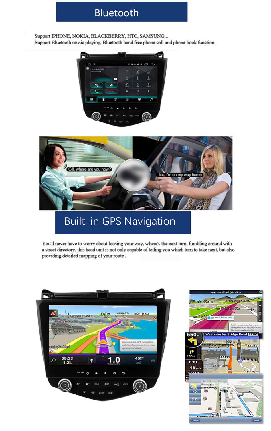part 3 gps and bt