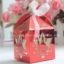 100pcs/lot cheap bulk christmas gifts best selling christmas items christmas decoration made in China favor box(China)