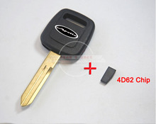 Transponder Key For Subaru Forester With ID4D62 Chip
