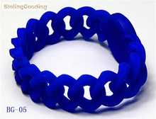 BG-05 100PCS/LOT 125khz EM4305 RFID Wristband Bracelet Rewritable ID Card For Swimming Pool Sauna Room GYM(China)