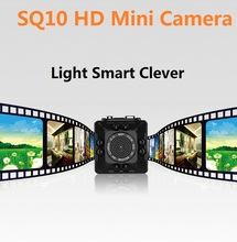 SQ10 Mini camera HD 1080P Camera Night Vision Mini Camcorder Action Camera DV DVR Video voice Recorder Micro Cameras New SQ 10(China)