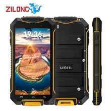 GEOTEL A1 4.5 Inch IP67 Waterproof Phone Android 7.0 MTK6580M 1GB RAM 8GB Cellphone Quad Core 3400mAh 8.0MP 960*540 Smartphone
