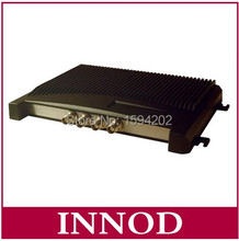 chip timing system 4 external antenna rfid reader uhf Impinj passive 4 port with multiple interface TCP/IP/ RS-232 etc.