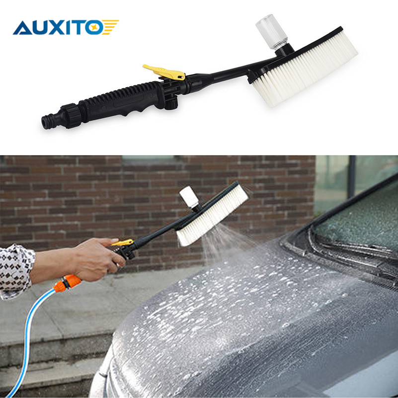 New Multi-functional Car Washer Cleaning Brush Mercedes benz W211 W210 W124 W212 W204 W203 W205 W202 W220 W221 E C Class