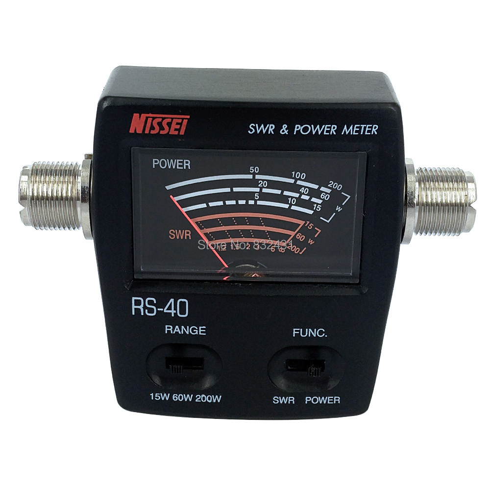 RS-40 SWR Power Meter 4