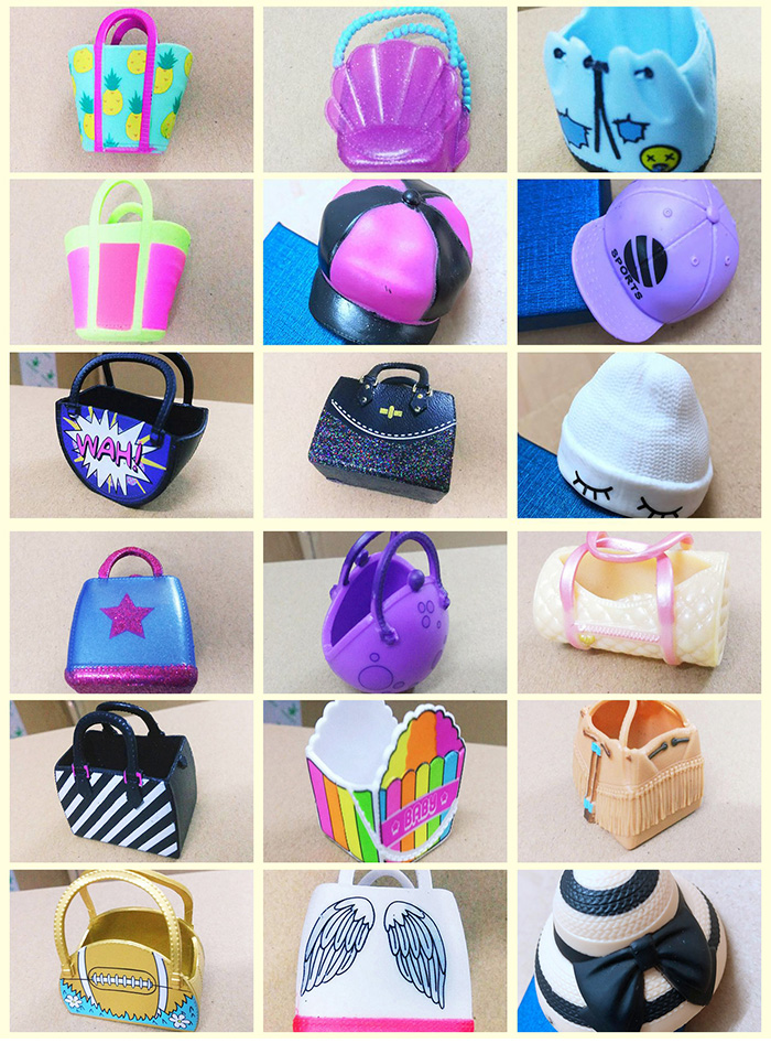 New-Original-Bag-Hats-Cap-doll-toys-Accessorries-for-lol-dolls-A-large-number-of-styles