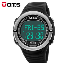 Male Sport Digital Watch Men Led Heart Rate Monitor Pedometer Rubber Band Electronics Wrist Watch Alarm Clock Luminous Hodinky36