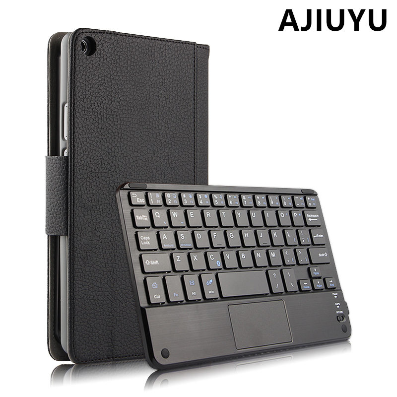 For Huawei MediaPad T3 8.0 Wireless Bluetooth Keyboard Case Cover T3 8  Leather Protective Protector KOB-L09 KOB-W09 Tablet PC<br>