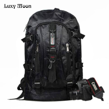 Best Selling unisex backpacks 2017 Polyster backpack women men traveling daily backpack Military Backpack Mochila(China)