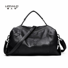 Women Shoulder Bag High Quality Pu Leather Bags Handbags Women Famous Brands Boston Tote Bag Woman Handbag 2017 sac femme