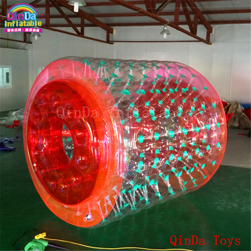 inflatable roller ball04